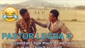 Video: PASTOR LEGBA 4 (COMEDY SKIT) | Latest 2018 Nigerian Comedy